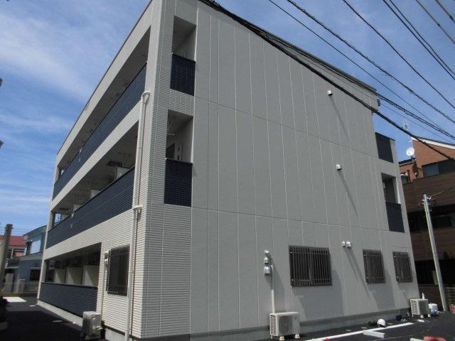 新杉田 徒歩4分 1階 1K 賃貸マンション