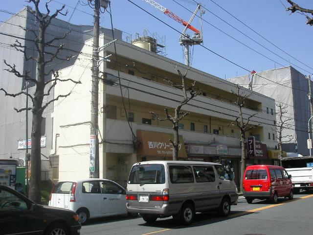 杉田 徒歩15分 3階 2K 賃貸マンション