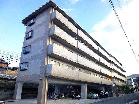 大阪教育大前 徒歩13分 3階 2LDK 賃貸マンション