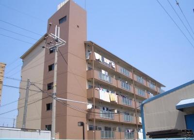 道明寺 徒歩12分 3階 3LDK 賃貸マンション