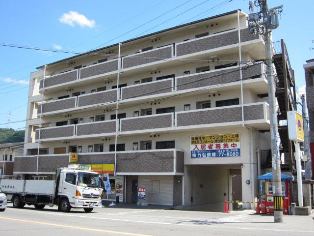 高井田 徒歩22分 4階 3LDK 賃貸マンション