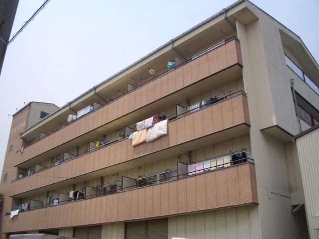 堅下 徒歩12分 2階 2DK 賃貸マンション