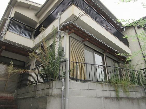 大阪教育大前 徒歩10分 2階 4LDK 賃貸貸家
