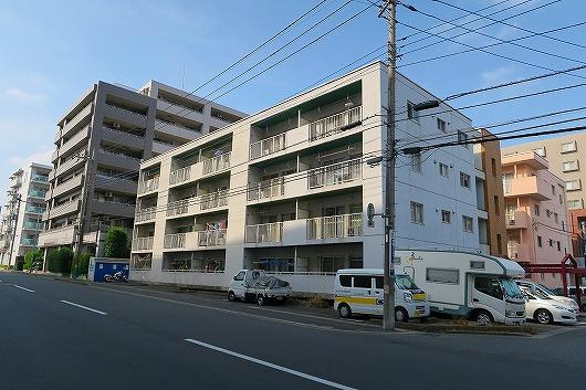 みのり台 徒歩7分 3階 3DK 賃貸マンション