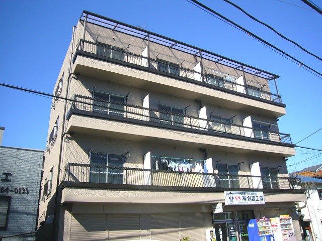 松戸 バス10分 停歩4分 1階 1R 賃貸マンション