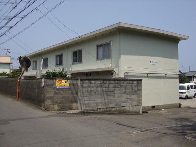 徳島 バス10分 停歩10分 1階 2DK 賃貸アパート