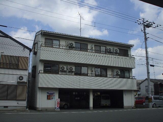 徳島 徒歩15分 2階 1K 賃貸アパート