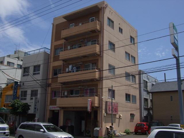 徳島 バス8分 停歩1分 3階 2DK 賃貸マンション