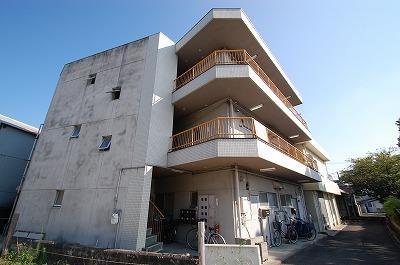 徳島 バス15分 停歩5分 2階 1DK 賃貸マンション