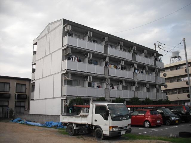 徳島 バス10分 停歩5分 4階 1K 賃貸マンション
