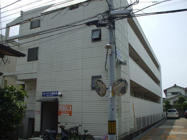 徳島 バス8分 停歩8分 2階 1K 賃貸マンション