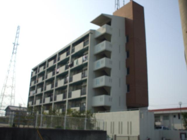 徳島 バス10分 停歩3分 5階 3DK 賃貸マンション