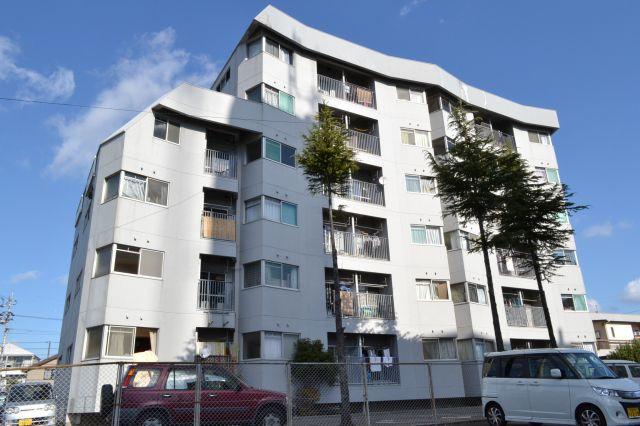 徳島 バス10分 停歩5分 3階 3DK 賃貸マンション