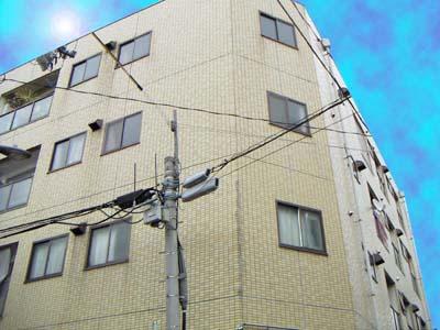 阿倍野 徒歩8分 2階 2DK 賃貸マンション