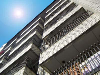 西田辺 徒歩12分 5階 2DK 賃貸マンション