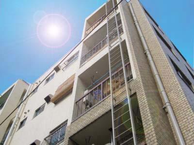 岸里 徒歩5分 3階 2DK 賃貸マンション