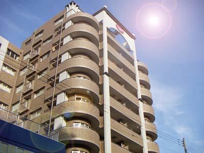 昭和町 徒歩3分 7階 2LDK 賃貸マンション