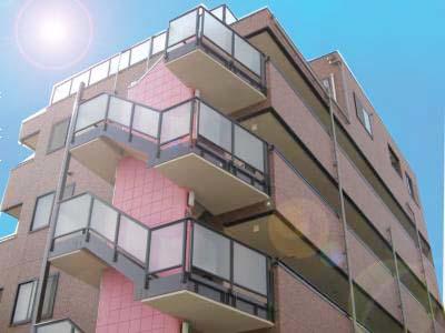 岸里 徒歩8分 3階 1LDK 賃貸マンション