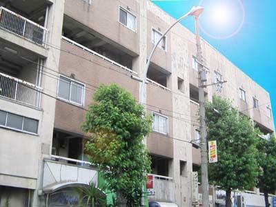 沢ノ町 徒歩11分 3階 2LDK 賃貸マンション