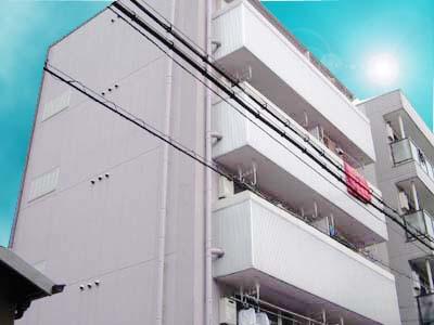 住之江公園 徒歩10分 3階 1K 賃貸マンション
