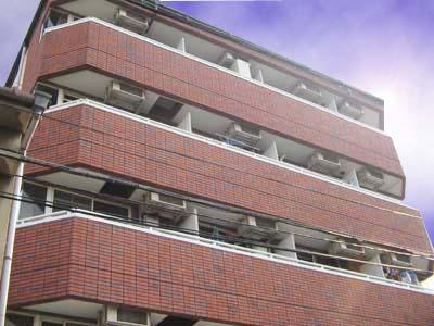 住吉大社 徒歩5分 4階 1DK 賃貸マンション