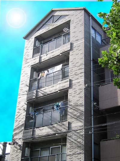 沢ノ町 徒歩9分 3階 2DK 賃貸マンション