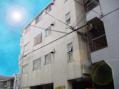 沢ノ町 徒歩8分 4階 2DK 賃貸マンション