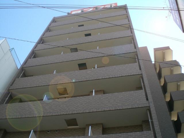 天下茶屋 徒歩6分 2階 1K 賃貸マンション