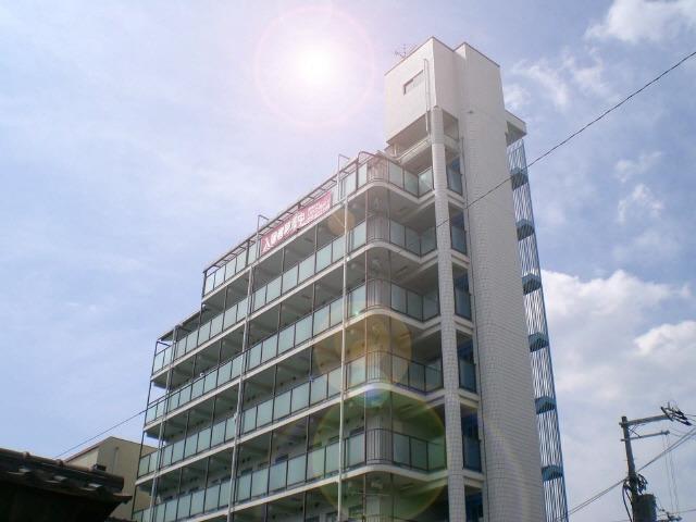 杉本町 徒歩10分 2階 1K 賃貸マンション