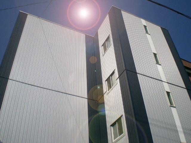 鶴ヶ丘 徒歩2分 3階 1K 賃貸マンション