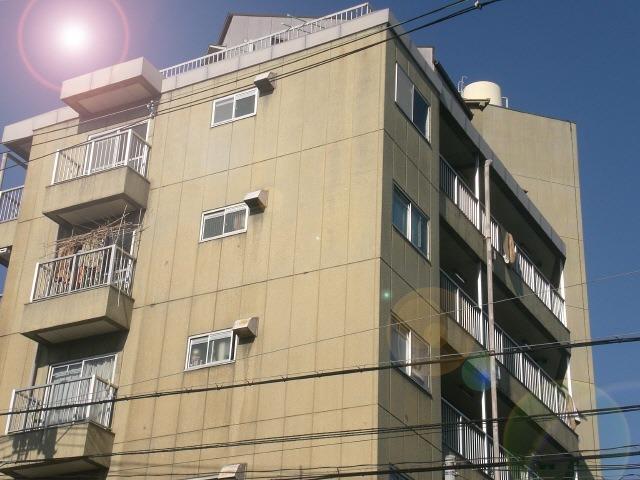 北加賀屋 徒歩6分 4階 2LDK 賃貸マンション