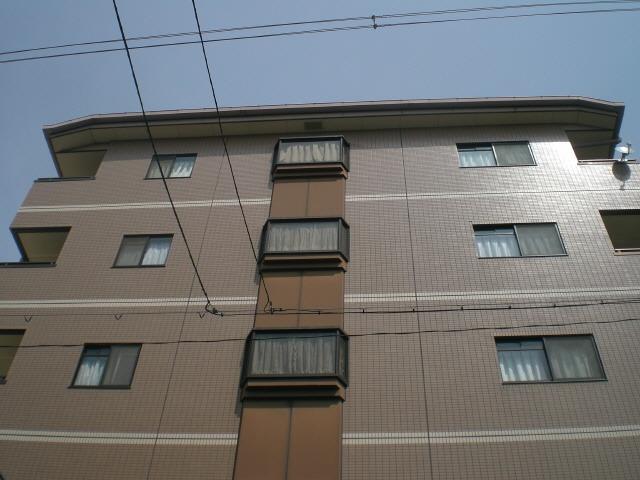 長居 徒歩7分 3階 1K 賃貸マンション