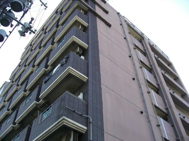 矢田 徒歩5分 6階 1K 賃貸マンション
