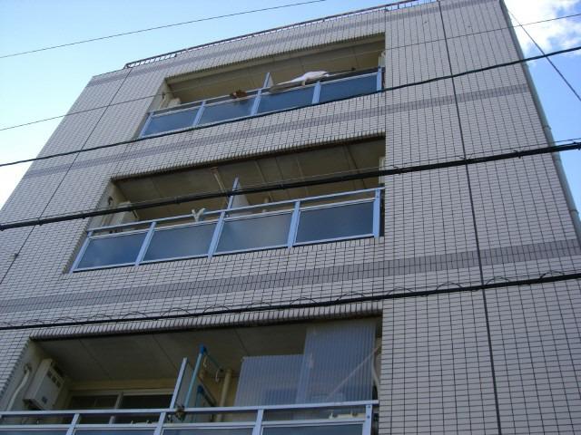鶴ヶ丘 徒歩18分 3階 2DK 賃貸マンション