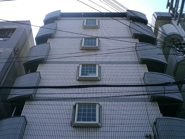 南田辺 徒歩10分 5階 1K 賃貸マンション