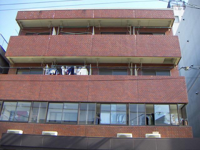 寺田町 徒歩7分 4階 1DK 賃貸マンション