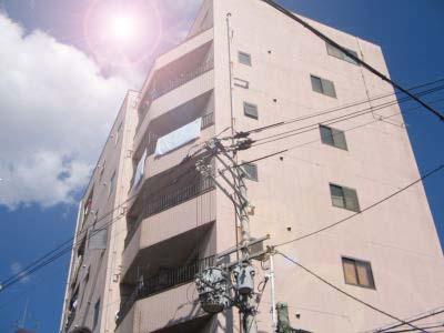 細井川 徒歩2分 8階 2LDK 賃貸マンション