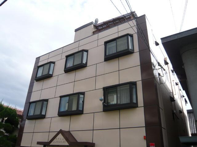 帝塚山 徒歩9分 2階 2LDK 賃貸マンション