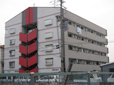 矢田 徒歩15分 5階 1K 賃貸マンション