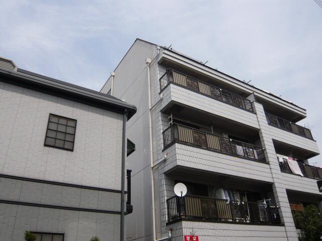 住之江公園 徒歩6分 5階 2LDK 賃貸マンション