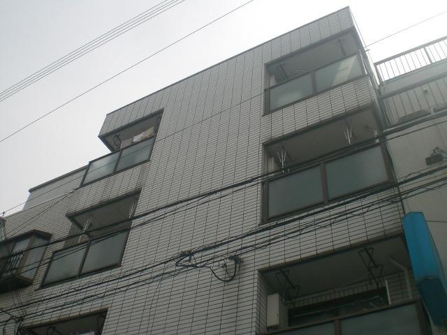 細井川 徒歩2分 4階 2DK 賃貸マンション