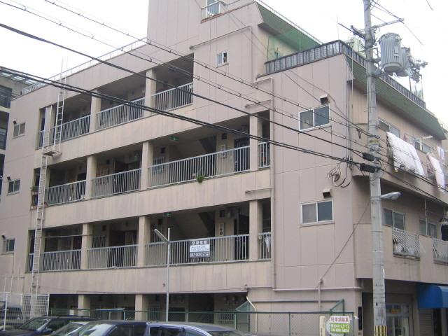 杉本町 徒歩10分 3階 1DK 賃貸マンション