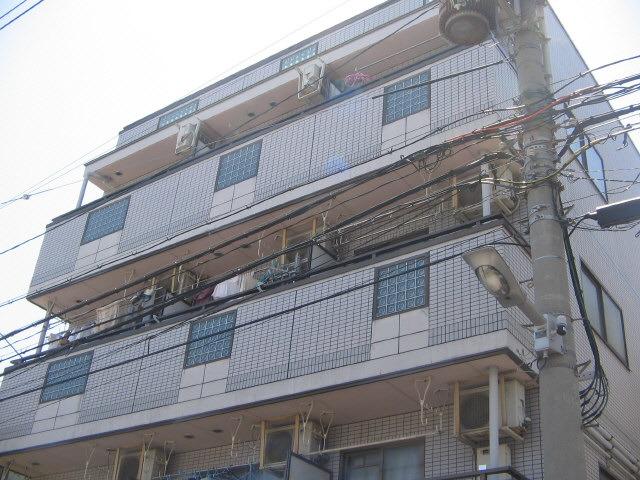 住吉東 徒歩12分 5階 1K 賃貸マンション