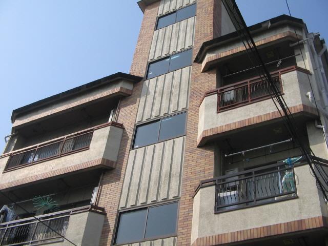 長居 徒歩11分 4階 1K 賃貸マンション