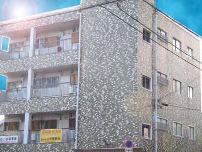 あびこ 徒歩8分 4階 2DK 賃貸マンション