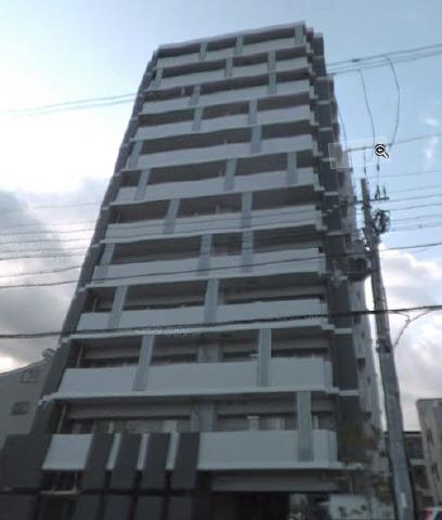 帝塚山 徒歩9分 4階 2LDK 賃貸マンション
