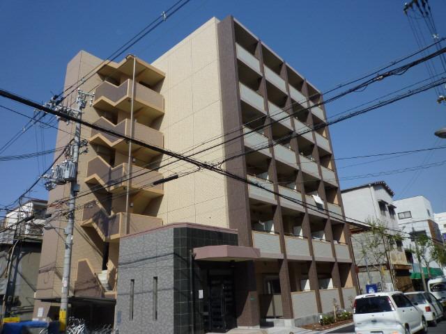 北加賀屋 徒歩7分 3階 1K 賃貸マンション