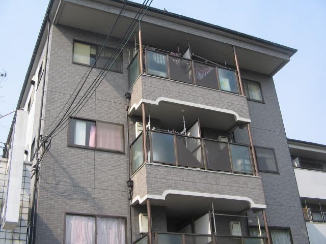 杉本町 徒歩1分 3階 1LDK 賃貸マンション