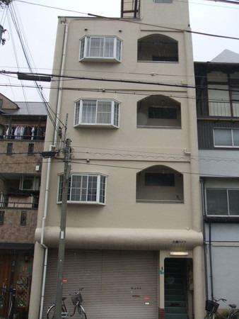 住吉大社 徒歩2分 4階 2DK 賃貸マンション