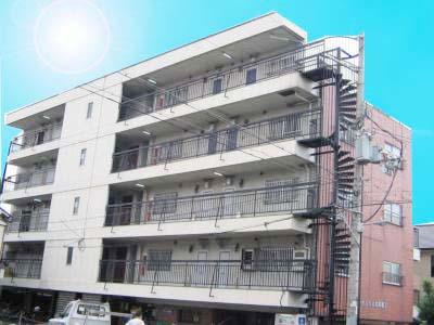 北加賀屋 徒歩4分 3階 3DK 賃貸マンション